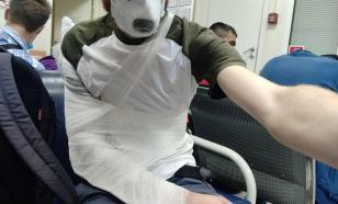 """""""Бывает"""": Беглов оценил нападение на журналиста, которому сломали руку"""