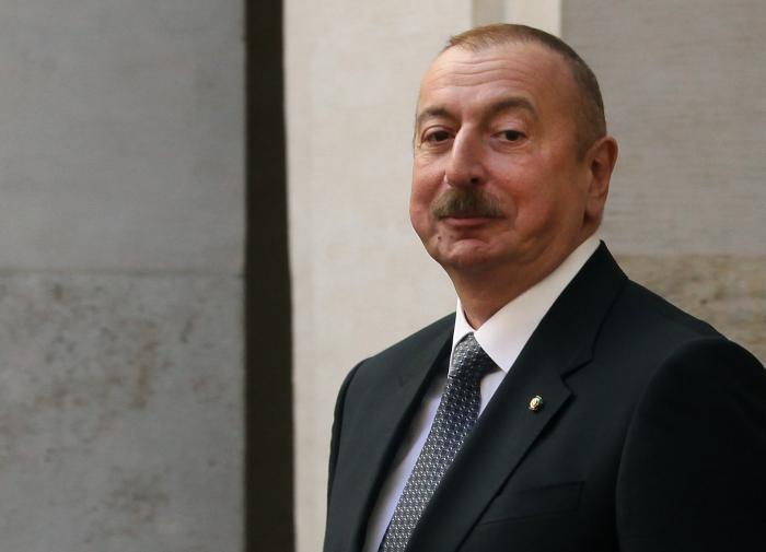 Алиев рассказал, что станет с признавшими независимость Карабаха