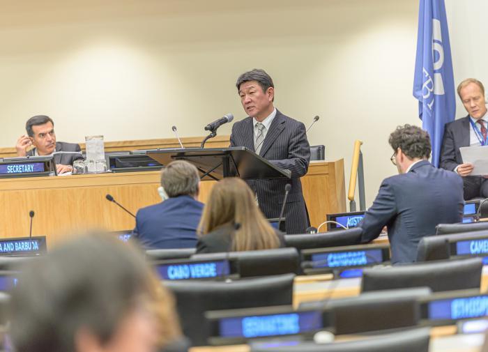 """Ракеты, которых нет: Япония и США не обсуждали """"сдерживание"""" КНР"""