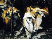 Женами викингов были валькирии