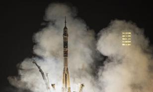 Необычный старт украинской ракеты с Байконура напугал местных жителей