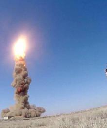 Ракета, запущенная из сектора Газа, попала в дом на израильской территории