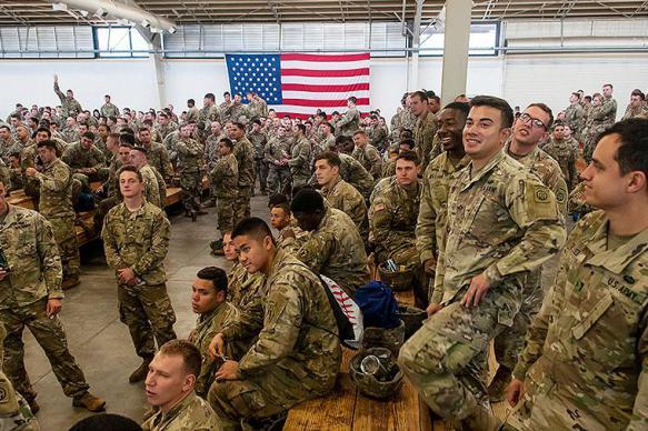 Польша определила места размещения новых подразделений армии США