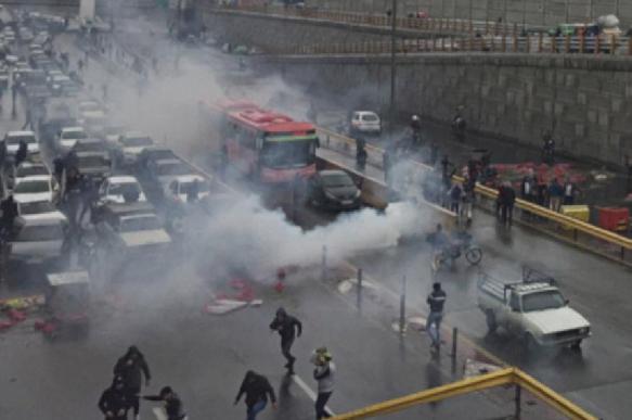 Помпео просит протестующих в Иране присылать фото и видео протестов