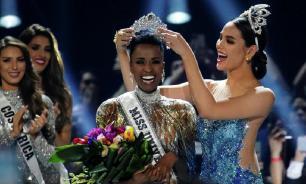 """Титул """"Мисс Вселенная 2019"""" получила представительница ЮАР"""