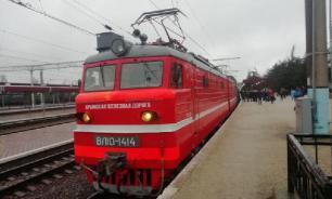 Пассажирка поезда выбросила девятимесячную дочь из купе