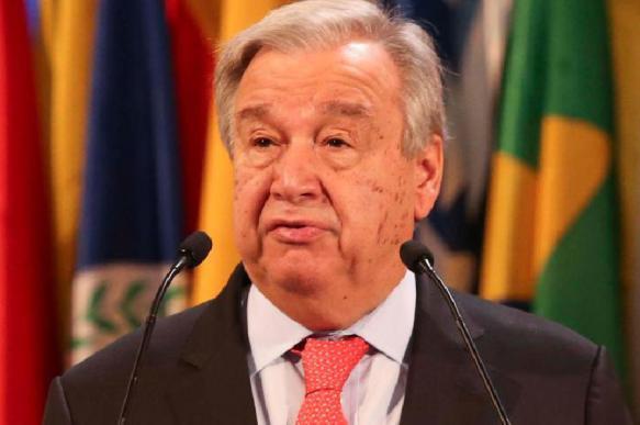 Генсек ООН: четыре всадника апокалипсиса угрожают миру