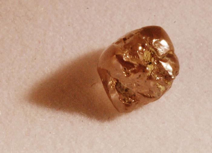 В Архангельской области нашли алмаз весом в 45,5 карата