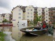 Буря в Варшаве: метро затоплено, город парализован