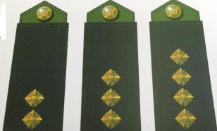 Украинцы будут носить ромбы Вермахта вместо звезд на погонах