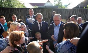 Путин поручил до конца года расселить 11 семей в Ижевске из аварийных домов