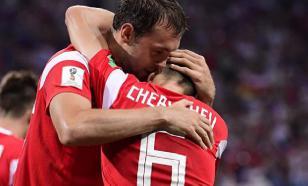 Сборная России завершила год в четвертом десятке рейтинга ФИФА