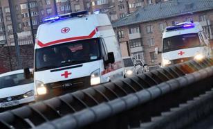В Калининграде столкнулись рейсовый автобус и грузовик. Есть жертвы