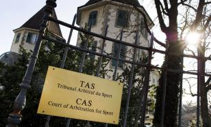Украинцы пожаловались в спортивный суд на УЕФА и Швейцарию