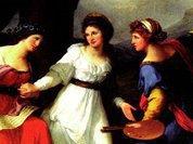 Истории любви: страсть Ангелики Кауфман
