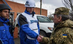 Зачем миссии ОБСЕ оружие на Донбассе