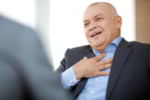 Киселев признал, что в сюжетах его телепрограммы были ошибки