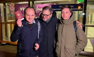 Турецкая тюрьма отменяется: журналисты НТВ вернулись в Россию