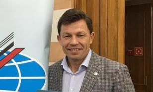 Майгуров и IBU отреагировали на скандал с логотипом СБР