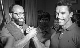 Шварценнегер почтил память советского тяжелоатлета Власова