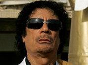 Каддафи тщетно ждал помощи Израиля