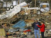 Торнадо унес больше десяти жизней в США