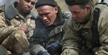 Командир украинских силовиков из аэропорта Донецка назвал конфликт братоубийственной войной