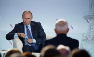 Путин: Основные вопросы интеграции Крыма решены, хотя проблем хватает