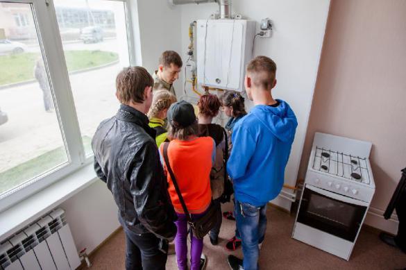 Детям-сиротам будет проще получить жилье