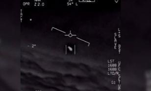 Есть ли смысл в том, что Пентагон публикует кадры с НЛО?