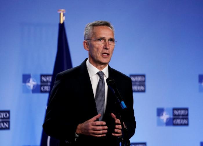 """""""Стоит лишь взглянуть на карту"""": генсек НАТО оценил роль Турции в блоке"""