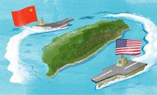 """Эксперт: """"Китай уверен, что США сдадут Тайвань"""""""