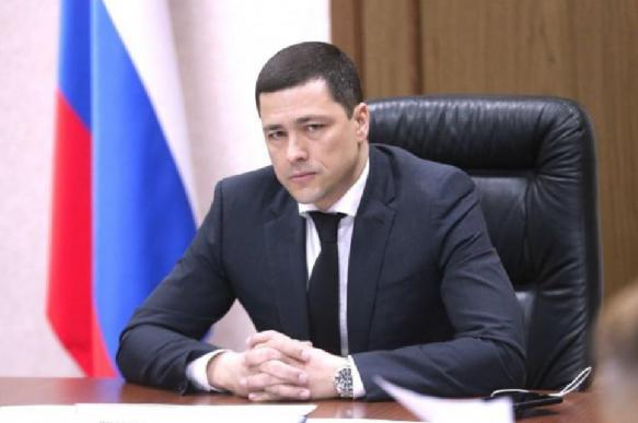 Сайт главы Псковской области выставлен на продажу уволенным чиновником