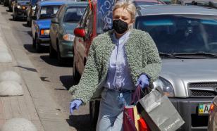 На Украине за сутки выявили 528 больных коронавирусом