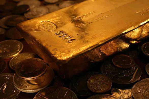 Эксперт: скупка золота Россией - это плохо для Запада