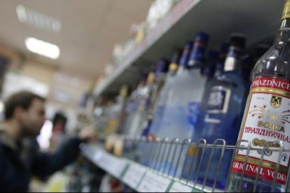 Показатель употребления алкоголя в России за 13 лет снизился на 43%