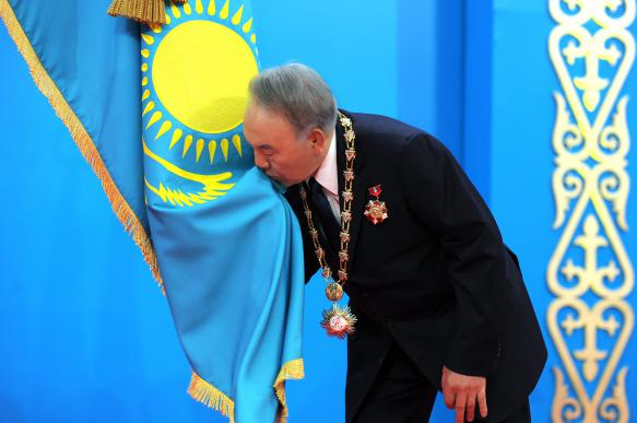 Назарбаев заявил, что не жалеет об отставке с поста главы Казахстана