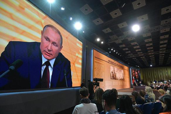 Путин: идеология России должна быть деполитизирована