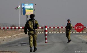 Число пострадавших в таджикско-киргизском столкновении близко к сотне