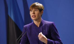 Президент Эстонии призвала не вкладывать деньги в Украину