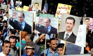 Россия вынудила США согласиться с президенством Асада