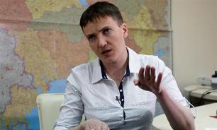 Депутаты Рады решили наказать Савченко за визит в Москву