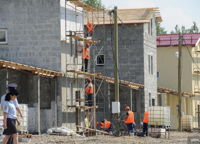 Кабмин РФ сократил бюджет программы расселения из аварийного жилья