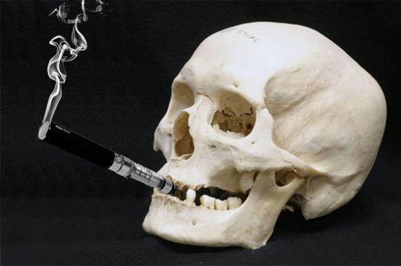 Госдума может приравнять электронные сигареты к обычным
