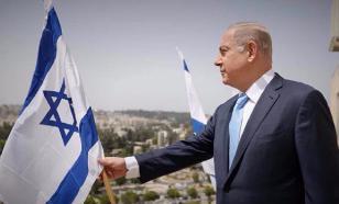 Израиль пообещал силой ответить на обстрел из Газы