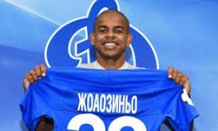 Футболист Жоаозиньо рассказал, зачем получил российский паспорт