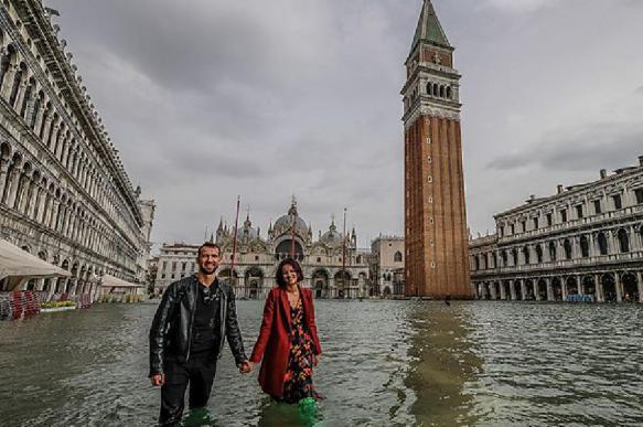 Россия ответила на призыв венецианских властей о помощи