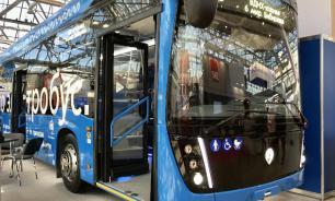 """""""КАМАЗ"""" готов выводить на рынок новые электромобили и электробусы"""