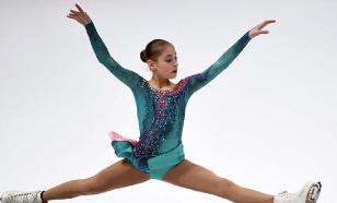 Косторная в Красноярске побила мировой рекорд в короткой программе