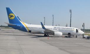 Украинский самолёт упал в аэропорту Тегерана